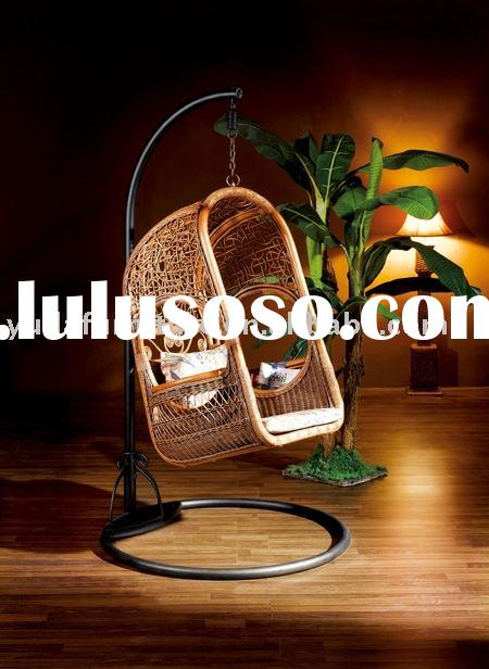 papasan rattan hanging swing chair, papasan rattan hanging swing ...