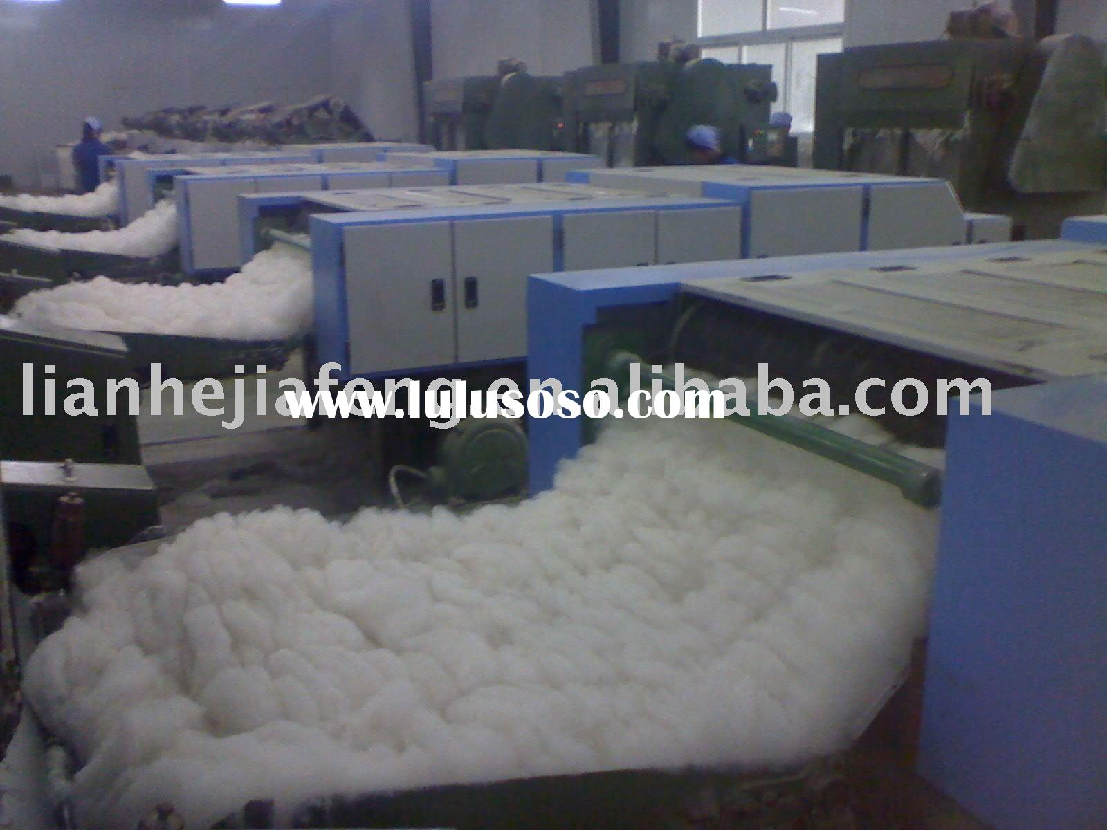 wool processing equipment textile machinery