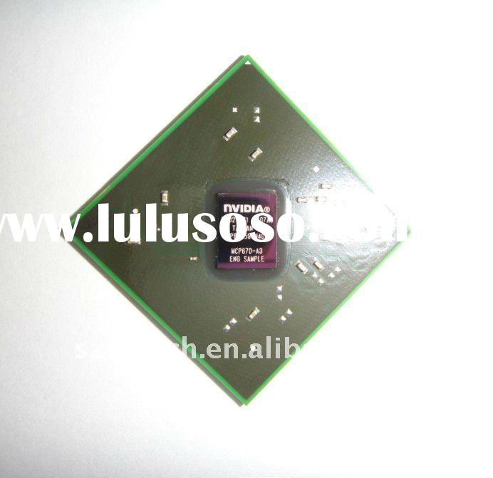 100% Brand NEW and Original nVIDIA MCP67M-A2 BGA IC Chipset for Laptop