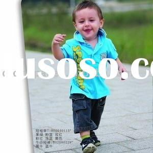 100%cotton boy t-shirt Baby Clothes