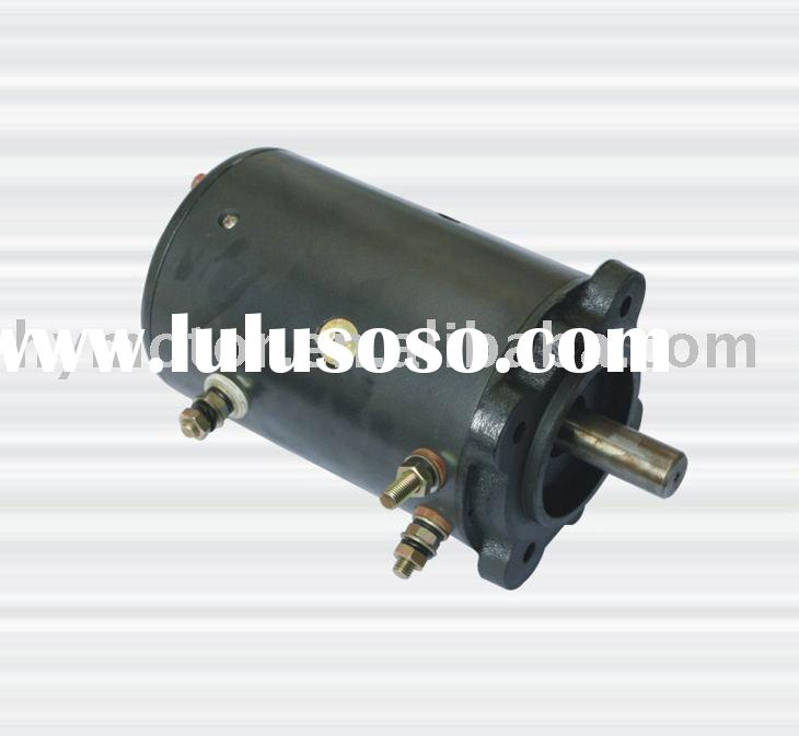 12V hydraulic unitHY61040 motor oil pump dc motors