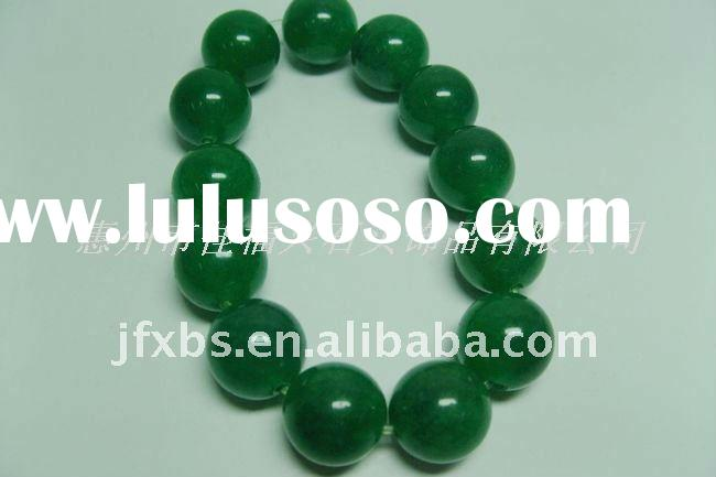 14MM beads,High quality Malay jade bracelet , bangle Bracelet jewelry for wholesaling