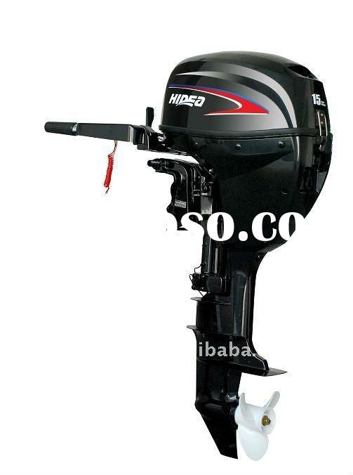 15hp electrical start outboard engine