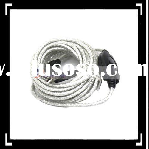 16FT 5M Active USB 2.0 Extension / Repeater Cable