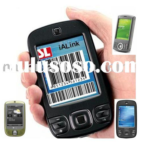 1D Barcode Reader Software for Windows Mobile Phone.Cell Phones.SDK