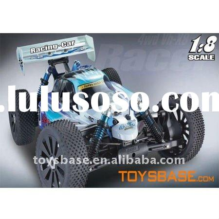1:8 RC Nitro Gas Cars for sale & Three Speed Car 21 Engine