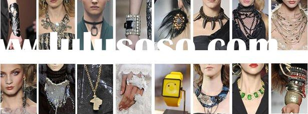 2011 A/W Fashion Trends of Ladies' Clothing Accessories