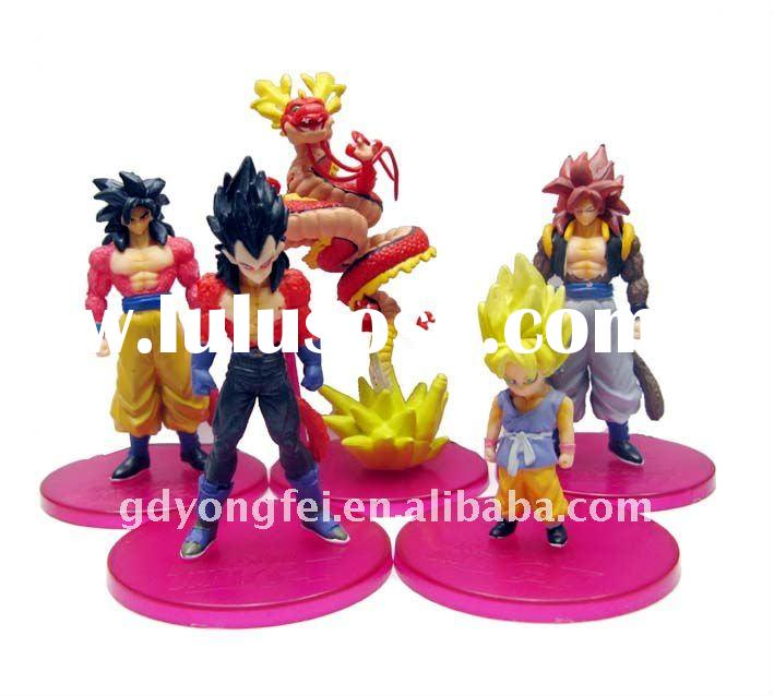 2011 Dragon Ball Action Figures