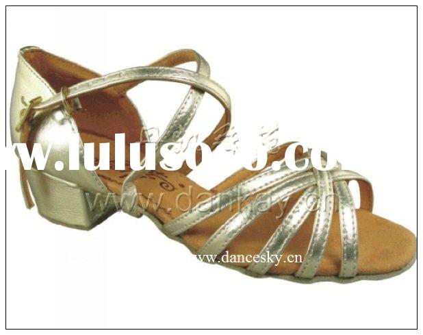 2011 Girl's Latin Dance Shoes #603