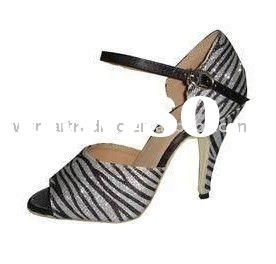 2011 Ladies latin dance shoes wholesale