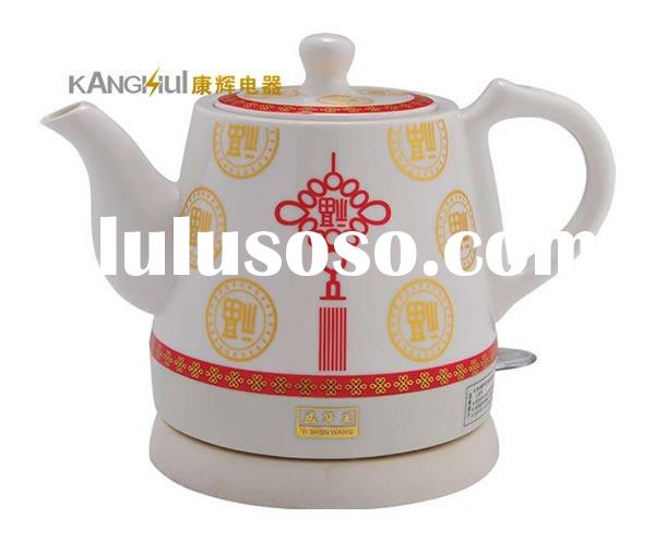2011 best sale electric kettle red