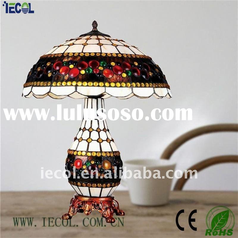 2011 decorative table lamps battery operated