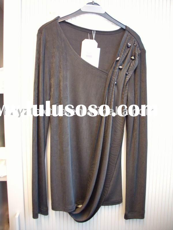 2011 new design fashion Lady's blouse,tops,women blouse,women clothes,clothing