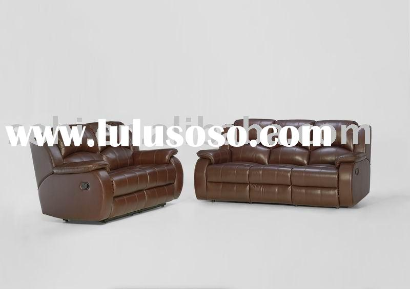 2011 new design upholstery leather sofa