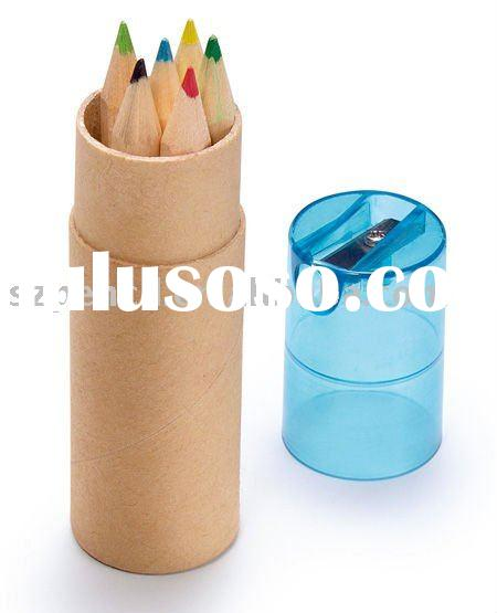 "2011 new style 3.5"" gift color pencil /wooden pencil"