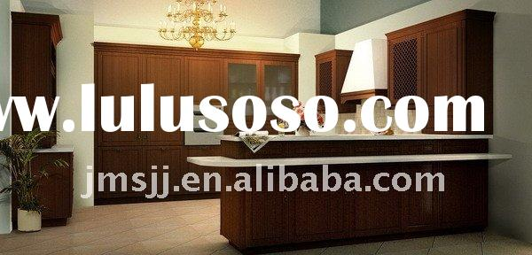 2011 supply kitchen cabinets (High-End Quality with Multifunctional Hardware Fitting)