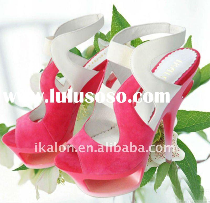 2012 Fashion Summer Party Sandals shoes & Slingback shoes for Women