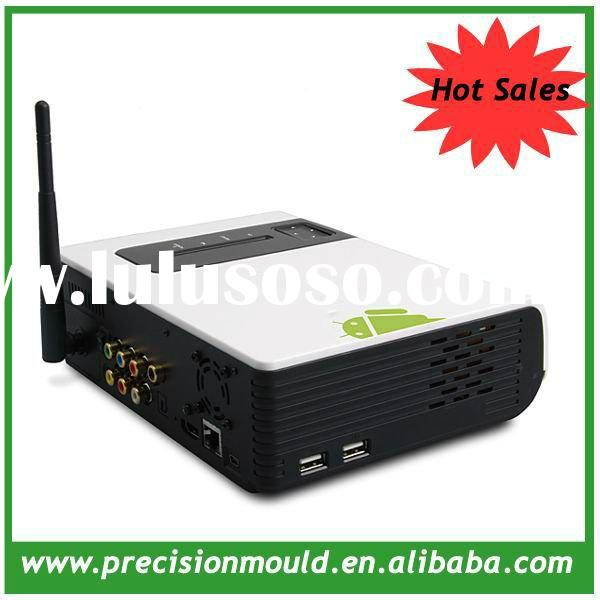 2012 Most Popular tv repeater android tv box, 1080P media player