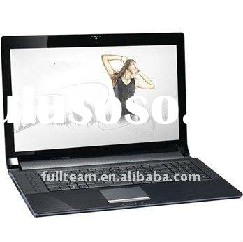 2012 The latest design OEM/ODM 17inch laptop with Pentium CPU ,Camera, Wifi