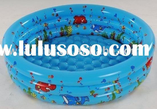 2012 popular mini inflatable swimming baby bath pool
