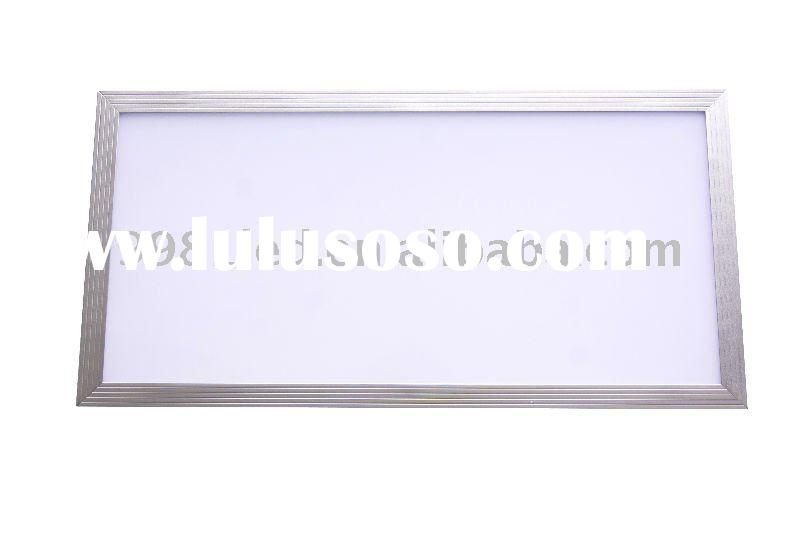 28W SMD LED ceiling-mounted grid light fixture