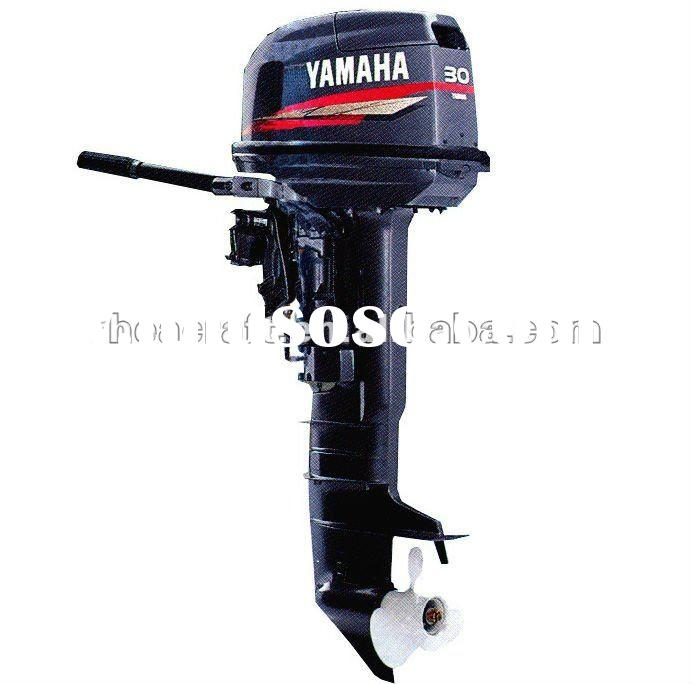 30HMH 2 stroke New YAMAHA marine engines outboard for boats