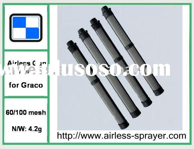 30/150/60/100 mesh Filter for Graco airless spray gun