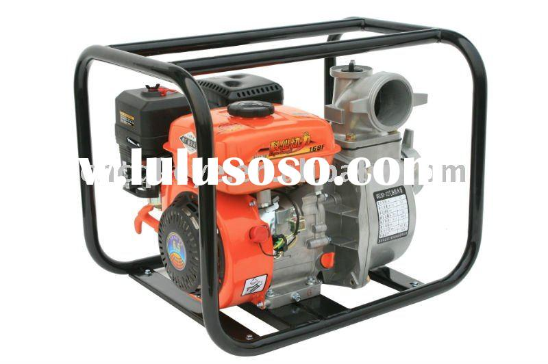 3.0 inch farm and garden irrigation gasoline water pump for sale