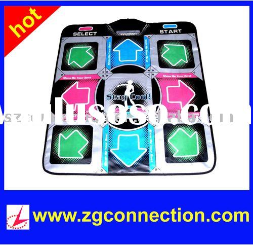 3 in 1 dance pad for wii & xbox & ps2