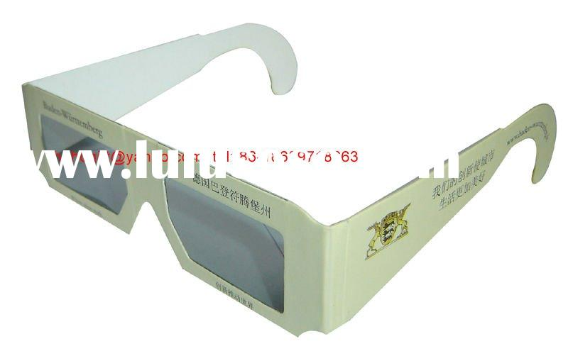 3d wedding invitation card polarized 3d glasses paper frame 3d glasses cardboard 3d glasses 3d glass