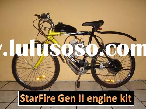 48cc Motorized Bicycle Gas Engine Kits to make a Bicycle Motorized
