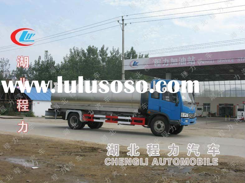 4*2 stainless steel milk tank truck for sale