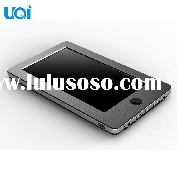 4.3 inch mp4 Game Player with full touch screen