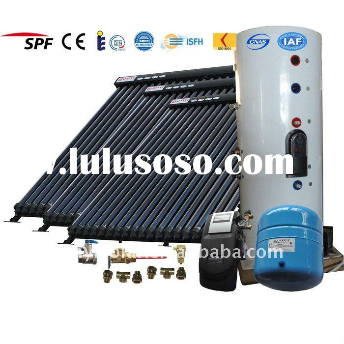 500L Split Pressurized Solar Water Heater System