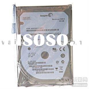 "500 laptop hard disk drive 2.5"" 500GB Seagate hard disk"