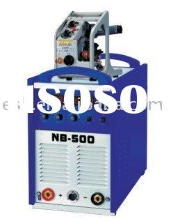 500amp igbt inverter heavy duty industrial use CO2 / MIG welding machine of NB- 500