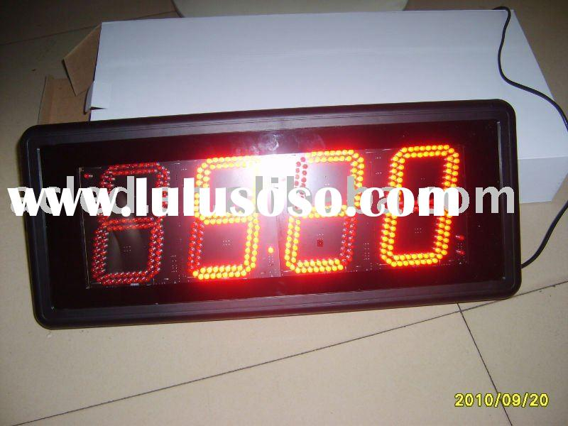 5inch Large LED Digital Wall Clock
