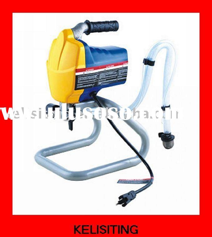 650W/0.87HP electric paint sprayer airless (piston pump)