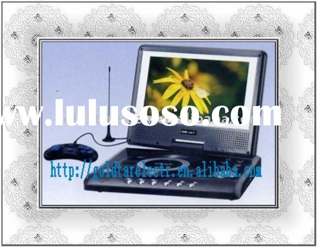 7.5'' INCH Portable DVD Player & Tablet PC Monitor TV