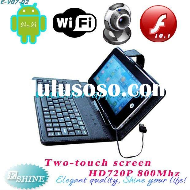 "7""/8""/10"" Android 2.2/Windows 7 touchscreen tablet pc"