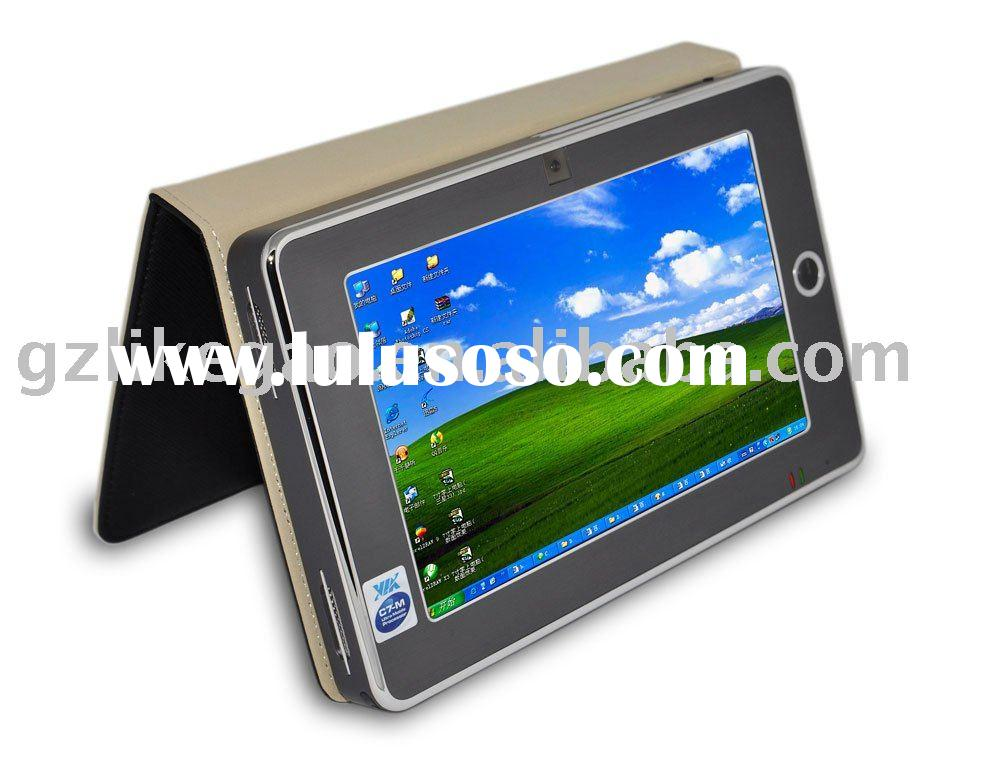"7"" Window XP / 7 Tablet PC, MID, UMPC with WiFi, Camera, 3G (optional), Bluetooth (optional)(PC"