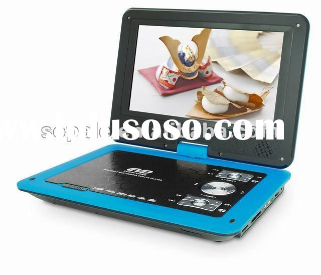 9 inch Portable DVD player DS958 with TV/AV/Game/usb/card slot