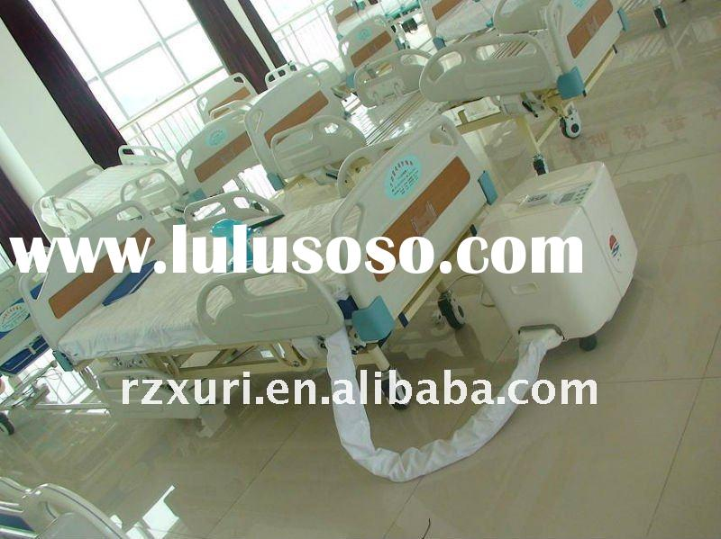 ABS 5-function electric Care Bed/hospital bed/nursing bed