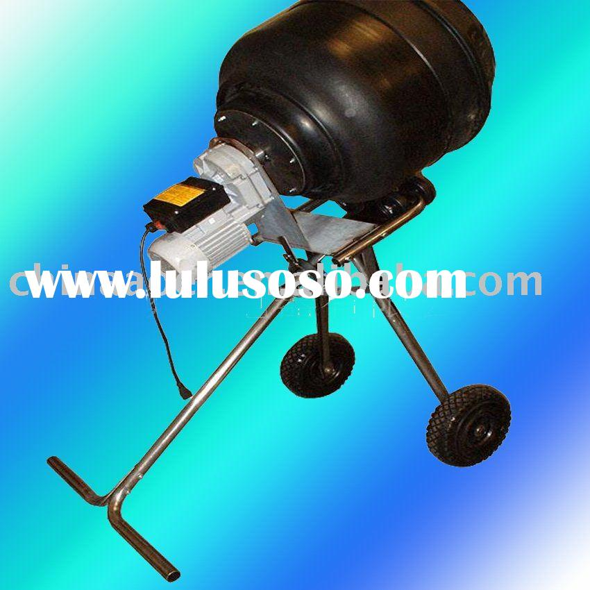 AC Single-phase Concrete Mixer Electric Motor