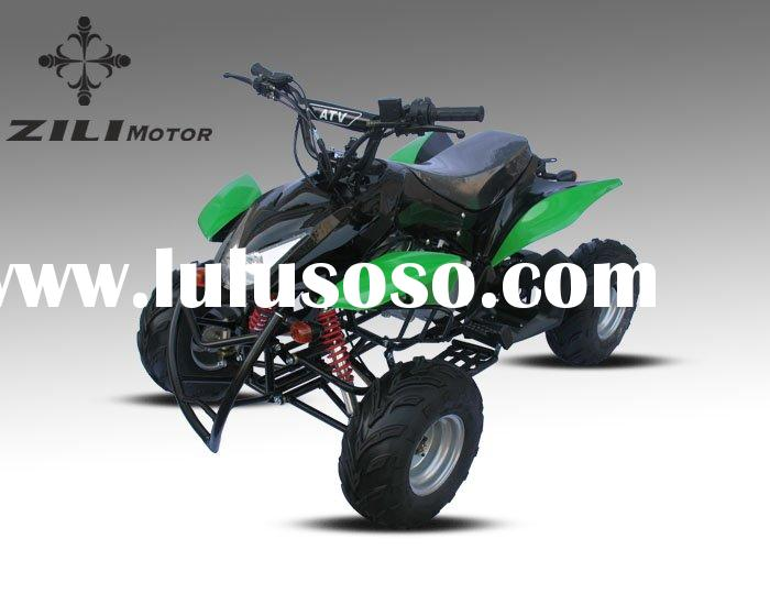ATV 70cc blue new hot electric start Automatic sport quad bike mini 4 wheelers many colors