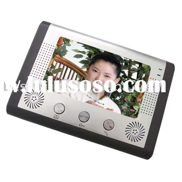 Access Control Systems & Products - front door camera