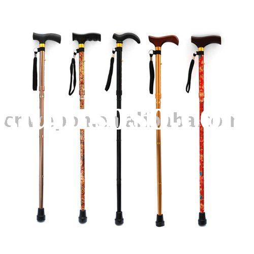 Adjustable Folding Walking Stick