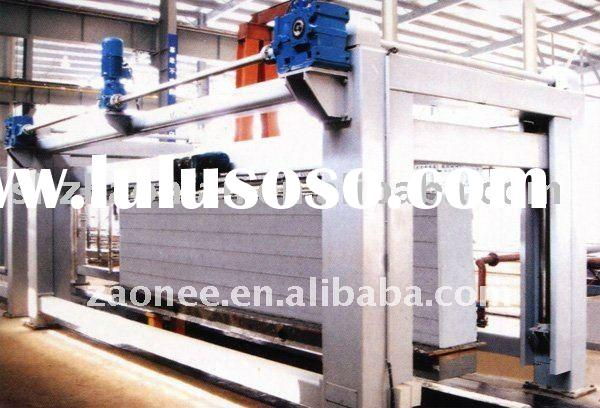Aerated Concrete Block/ Panel Production Line (AAC plant)Relevance import and export data 103 items