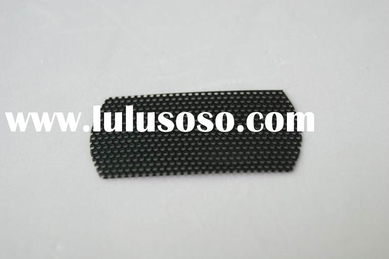 Air filter plastic mesh