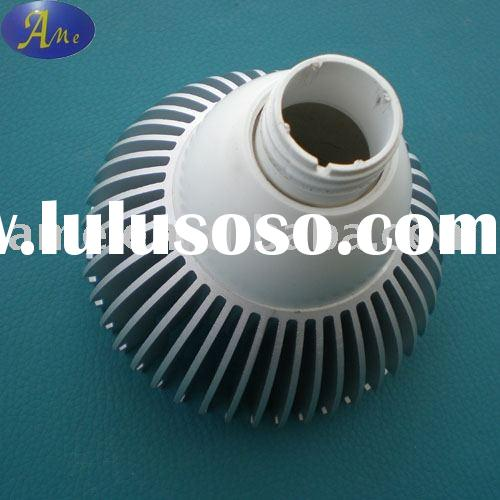 Aluminum LED light accessories/lamp shade/Cup/Heat sink/Radiator
